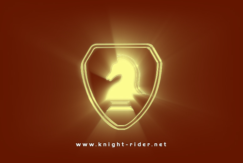 Knight-Rider.net Splash Screen